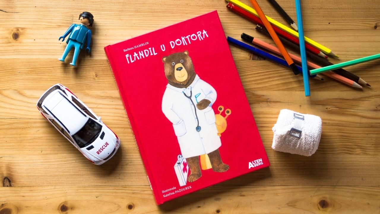 Čtenářské ohlasy na knihu Flandil u doktora