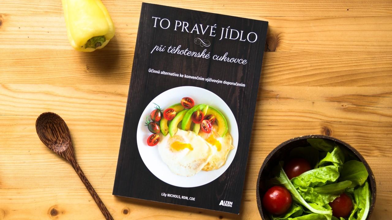 Recenze na knihu To pravé jídlo při těhotenské cukrovce